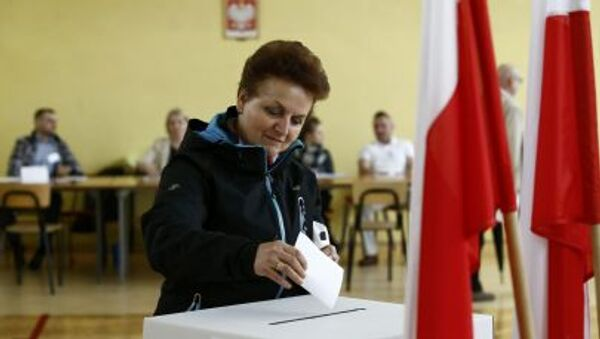 Alle elezioni in Polonia - Sputnik Italia