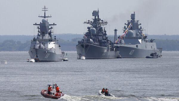 Marina russa - Sputnik Italia