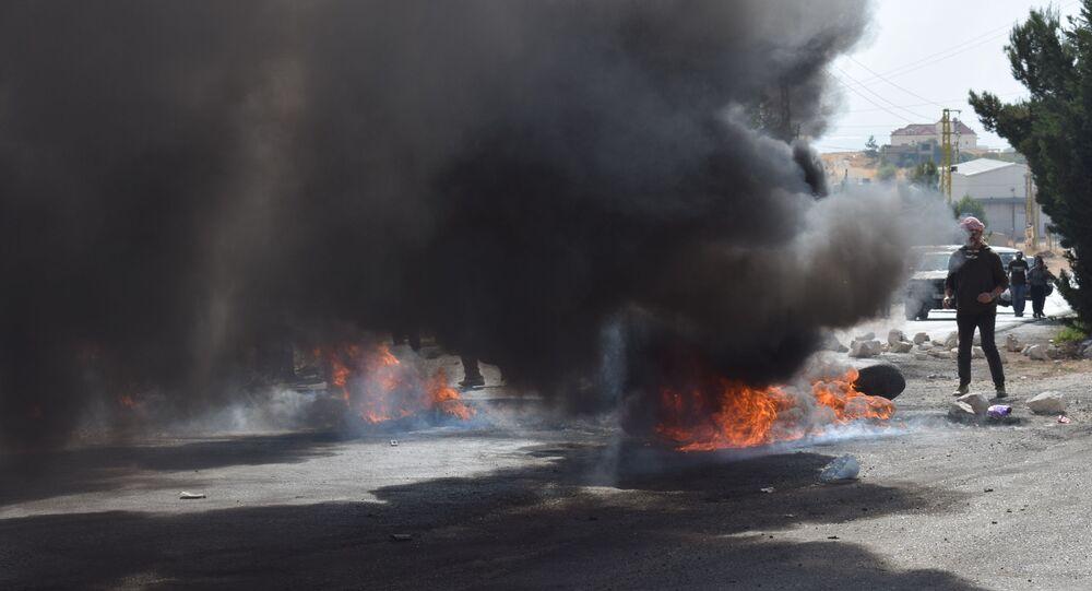 Proteste in Libano