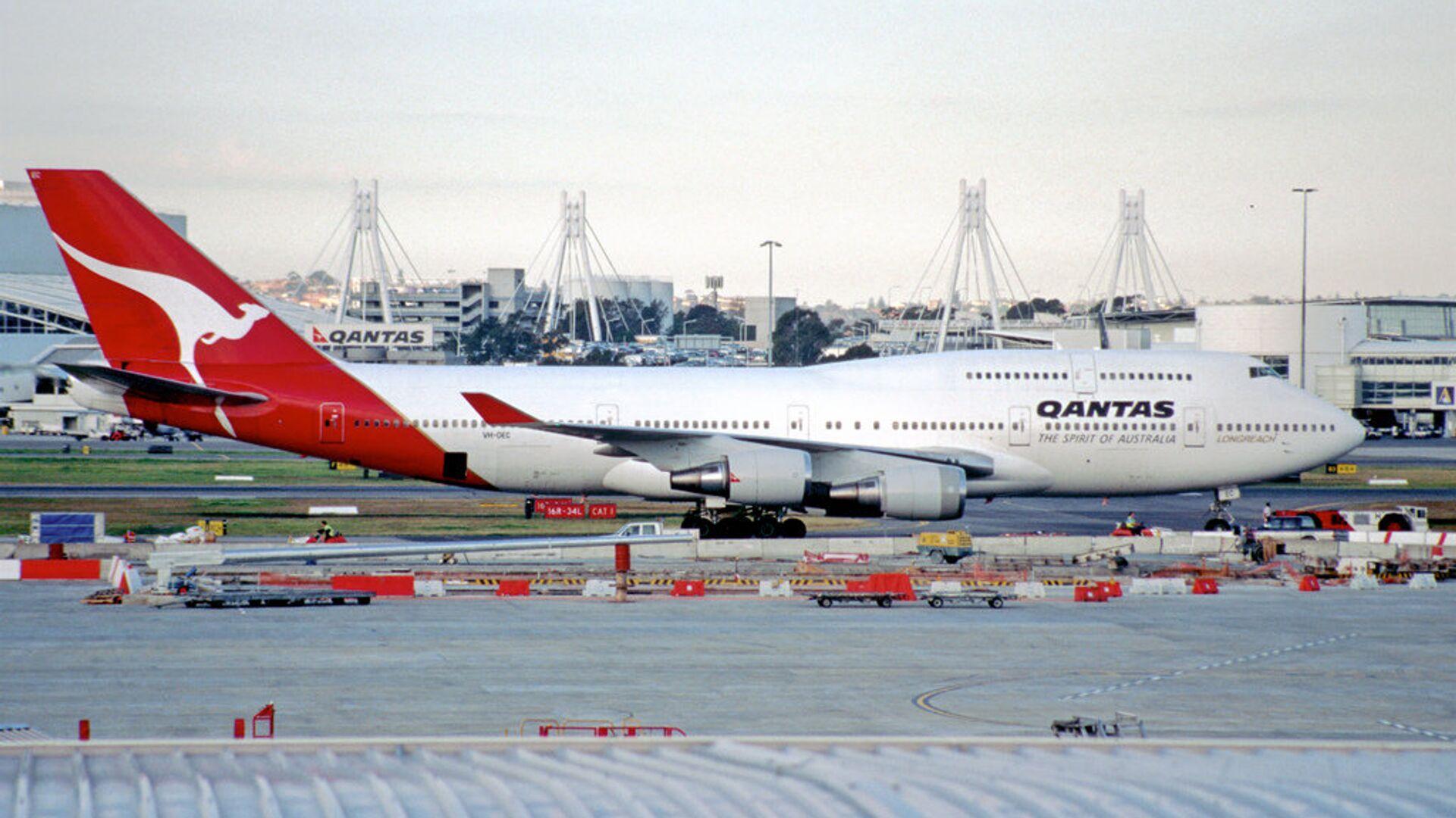 Qantas Airline - Sputnik Italia, 1920, 07.06.2021