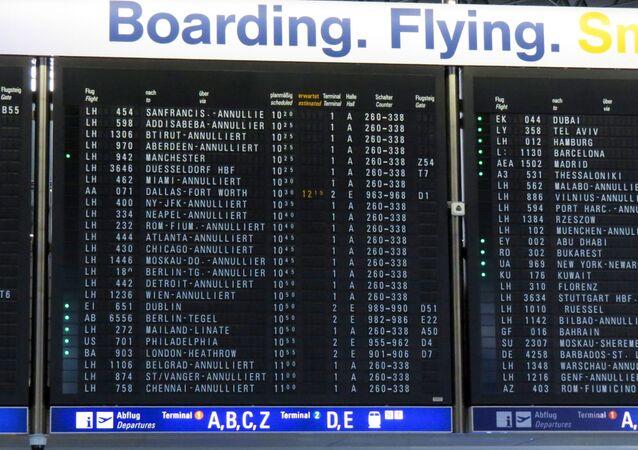 Aeroporto di Francaforte