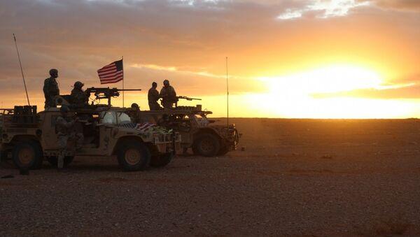 I soldati americani vicino Al-Tanf - Sputnik Italia