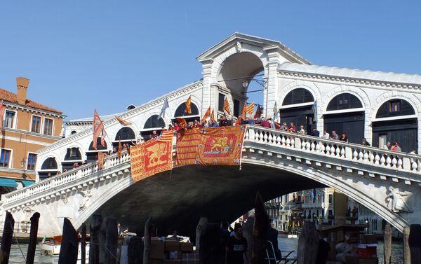 Ponte di Rialto - Sputnik Italia