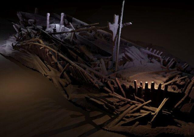 La scoperta di circa 60 relitti di navi risalenti ai tempi della Bibbia, adagiati sui fondali del Mar Nero a largo delle coste della Bulgaria