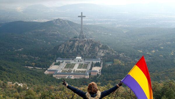 Valle dei Caduti, Spagna - Sputnik Italia