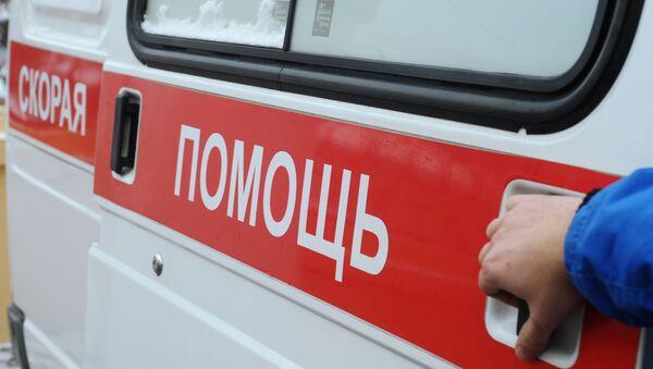 L'ambulanza russa - Sputnik Italia