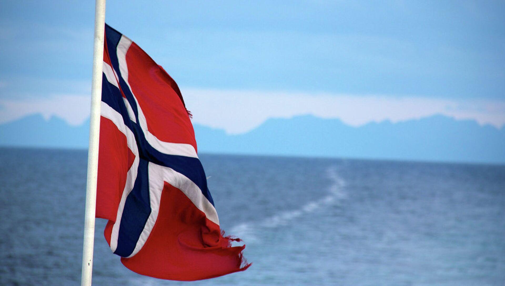 Flag of Norway - Sputnik Italia, 1920, 28.04.2021