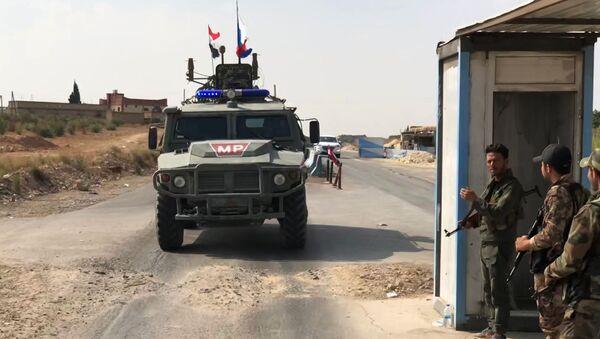 Russian Military Police  in Syria - Sputnik Italia