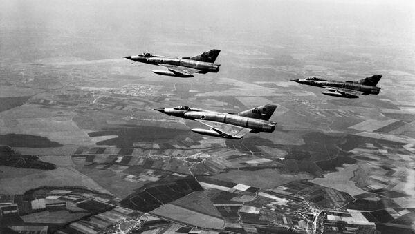 I caccia dell'aviazione israeliana Dassault Mirage III, 1967 - Sputnik Italia
