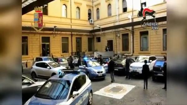 Sottoposti a fermo emesso dalla Procura della Repubblica di Roma i due presunti autori dell'omicidio di Luca Sacchi - Sputnik Italia