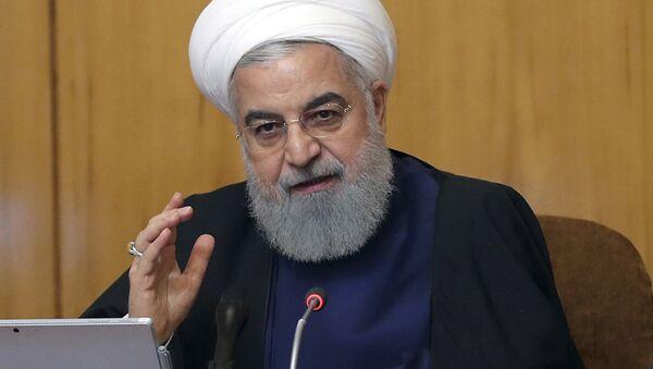 Hassan Rouhani - Sputnik Italia