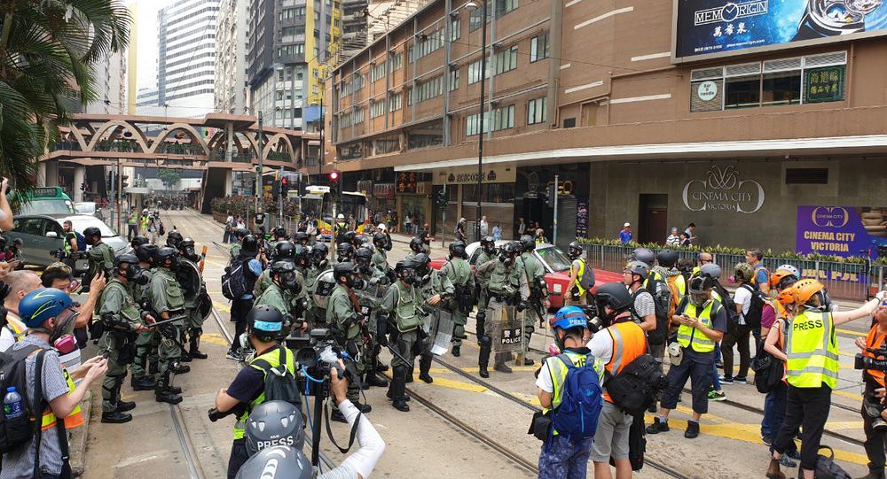 Ministri degli esteri dell'UE discuteranno la situazione riguardo Hong Kong