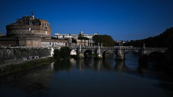 Castel Sant'Angelo a Roma - Sputnik Italia