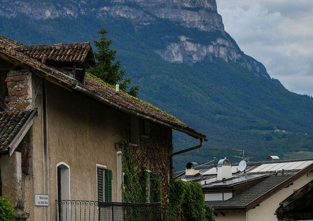 La città italiana di Appiano