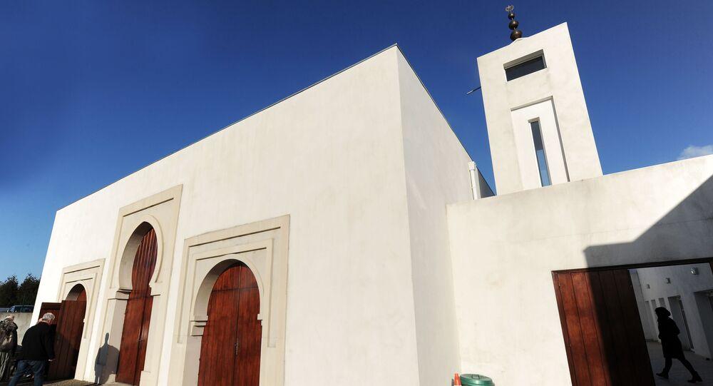 La moschea di Bayonne