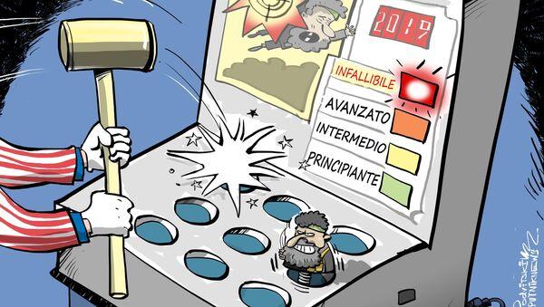 Caccia al terrorista - Sputnik Italia