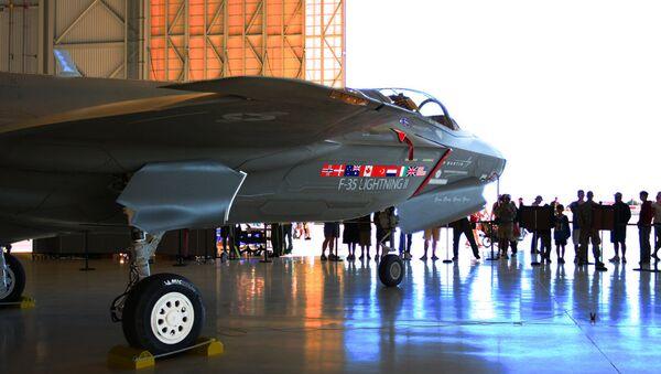 The F-35 Lightning II - Sputnik Italia