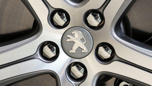 logo Peugeot - Sputnik Italia