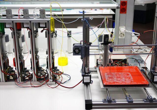 Il prototipo della biostampante 3D che può generare pelle umana