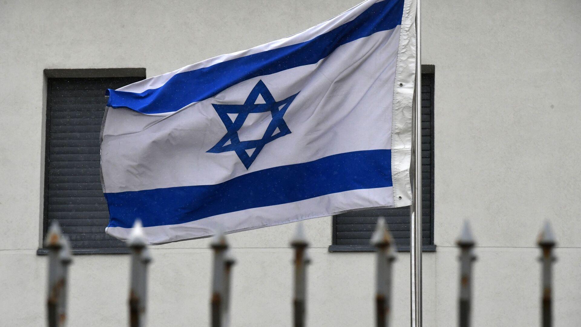 Bandiera israeliana - Sputnik Italia, 1920, 21.02.2021