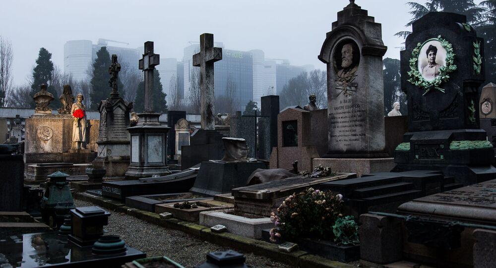 Il Cimitero Monumentale a Milano