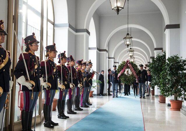 2 novembre, la Polizia ricorda i suoi caduti al Sacrario della Polizia di Stato