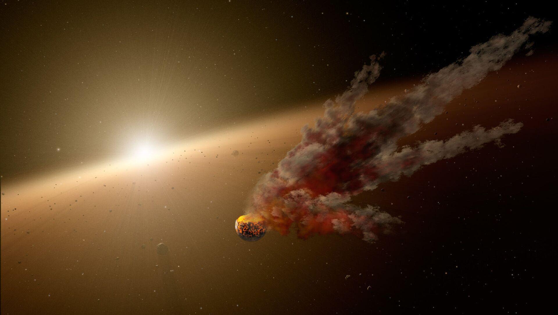Asteroide - Sputnik Italia, 1920, 07.02.2021