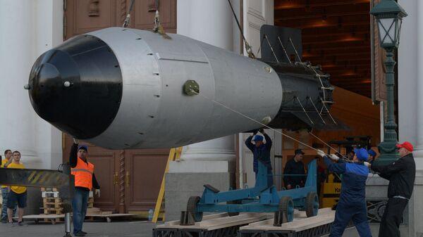 La copia della Tsar Bomba - Sputnik Italia