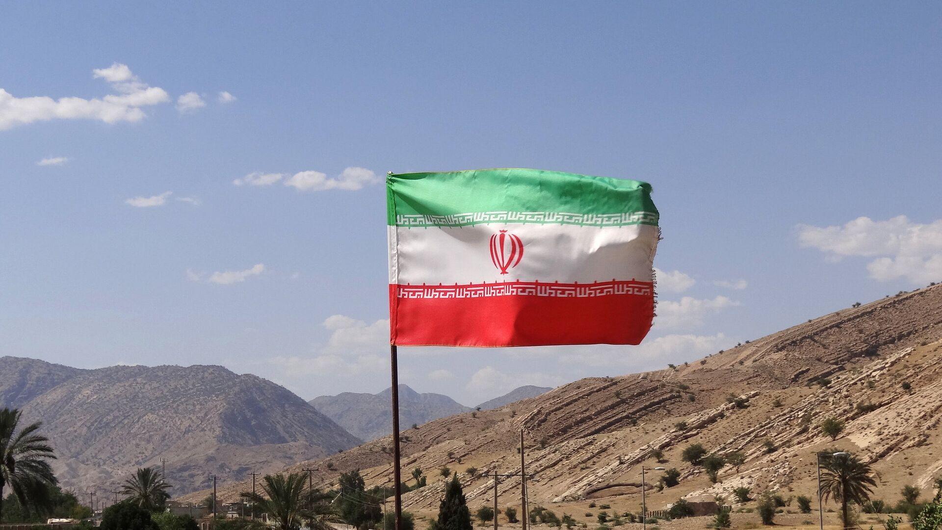 Bandiera iraniana - Sputnik Italia, 1920, 04.05.2021