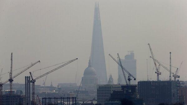 Smog, Londra - Sputnik Italia