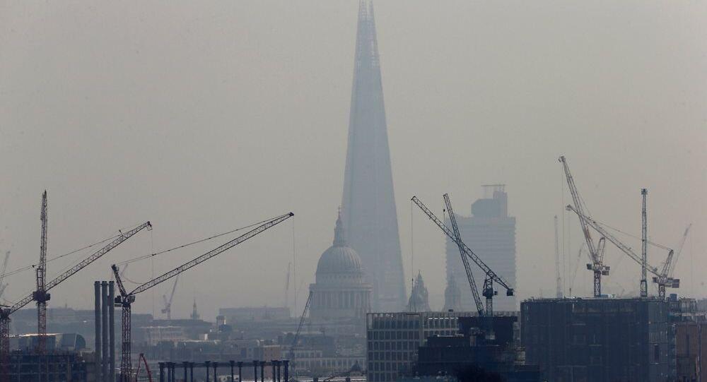 Smog, Londra