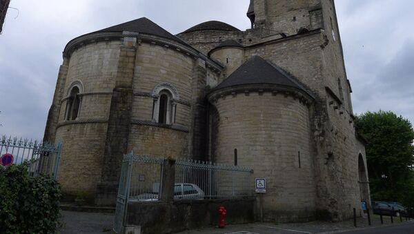 Cattedrale Oloron Sainte-Marie  - Sputnik Italia