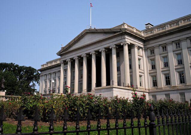 Il Dipartimento del Tesoro USA