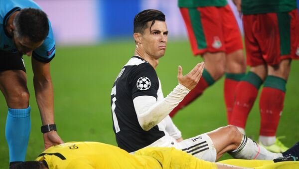 Il match Juventus-Lokomotiv a Torino - Sputnik Italia