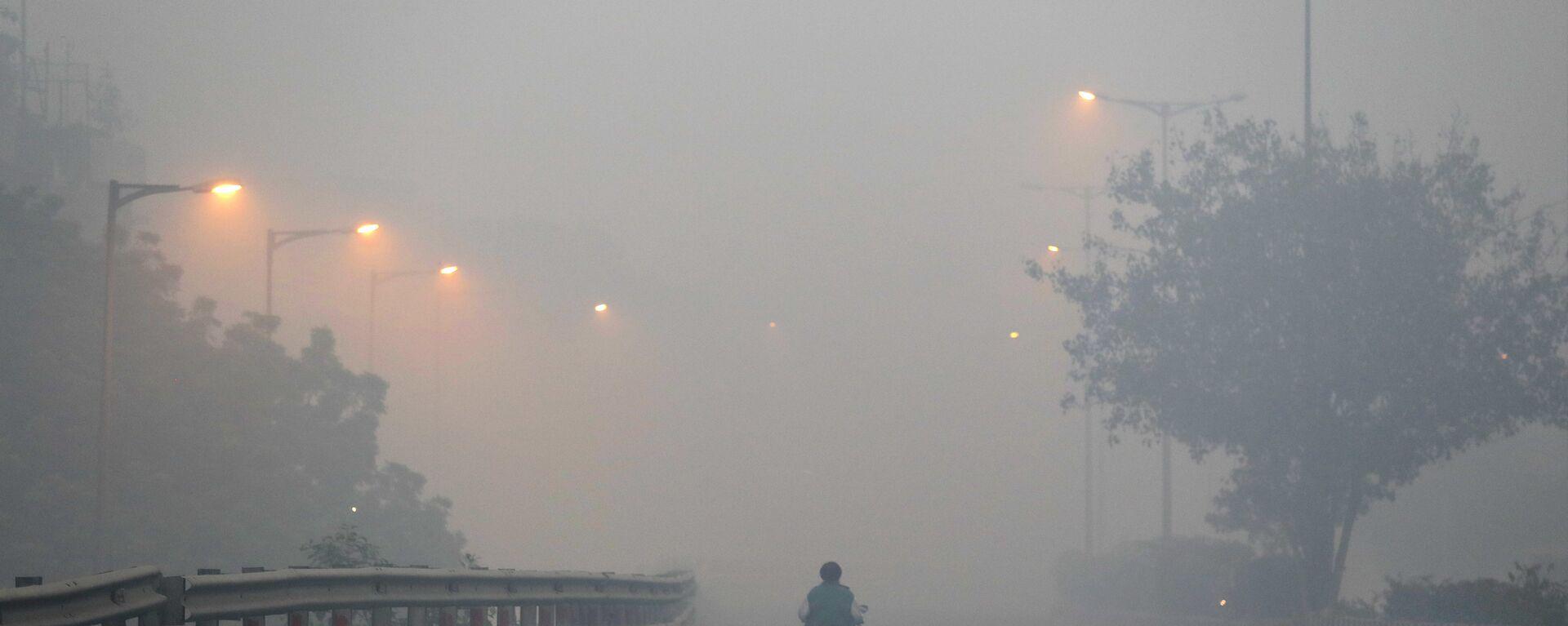 Nuova Delhi inquinamento - Sputnik Italia, 1920, 09.08.2021
