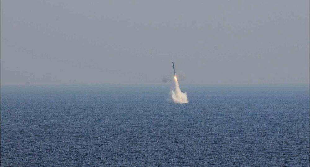 Missile BrahMos lanciato in India