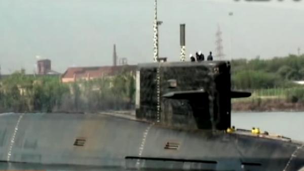 Sottomarino INS Arihant - Sputnik Italia
