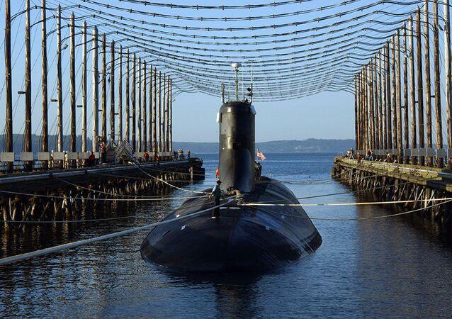 Sottomarino INS Arihant indiano