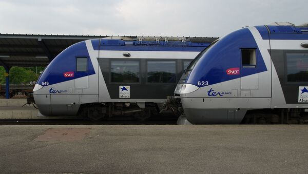Trains SNCF - Sputnik Italia