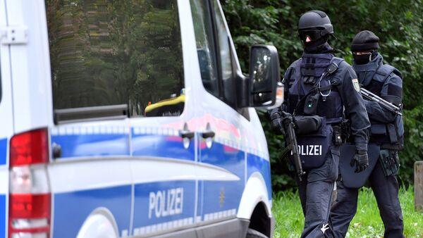 La polizia tedesca - Sputnik Italia