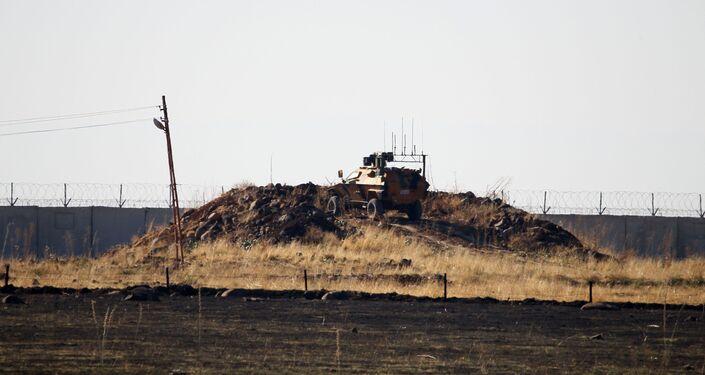 Il pattugliamento congiunto della Russia e Turchia in Siria