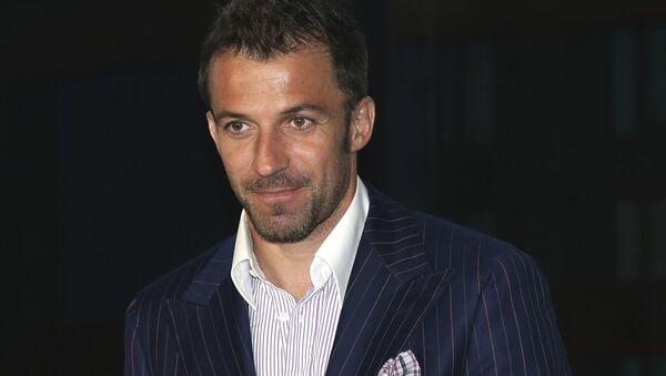 Alessandro Del Piero  - Sputnik Italia