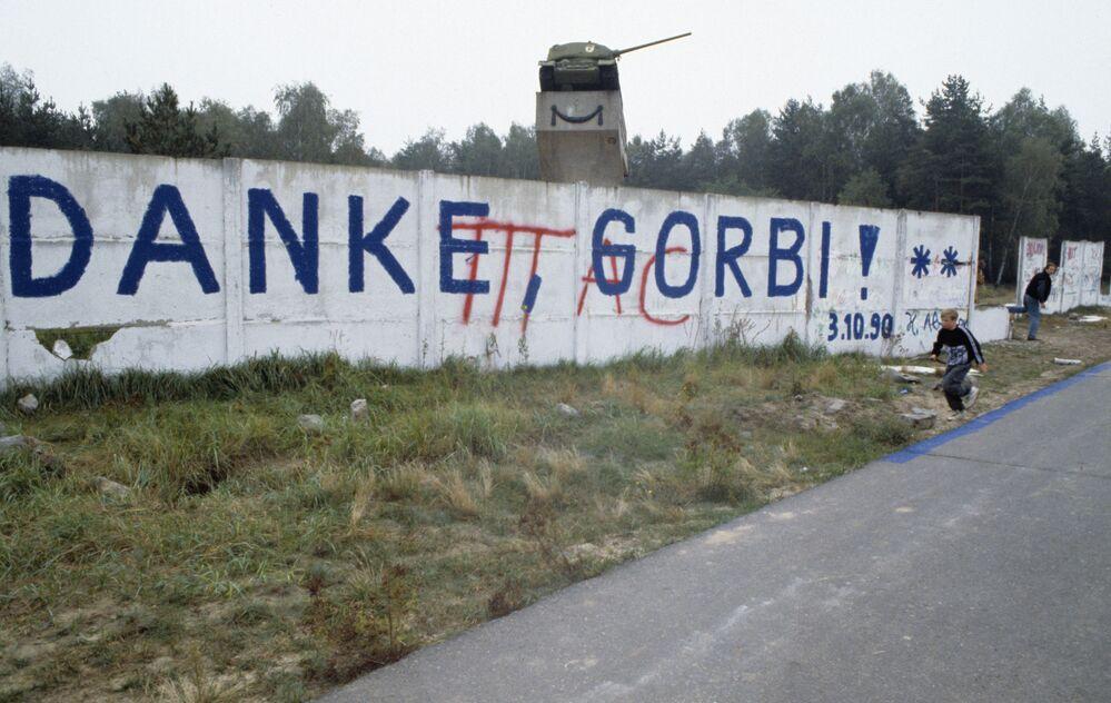 Il 3 ottobre 1990 la RDT entra a far parte della zona della Legge principale della Germania
