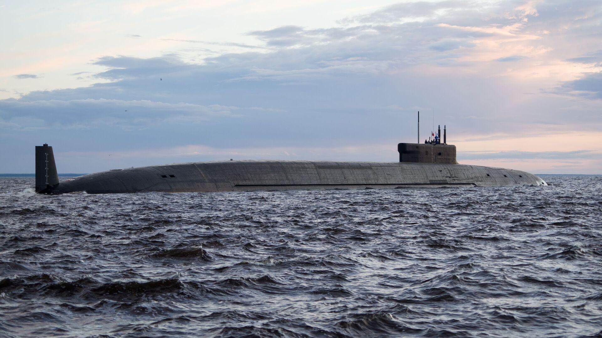 Il sottomarino Knyaz Vladimir - Sputnik Italia, 1920, 10.07.2021