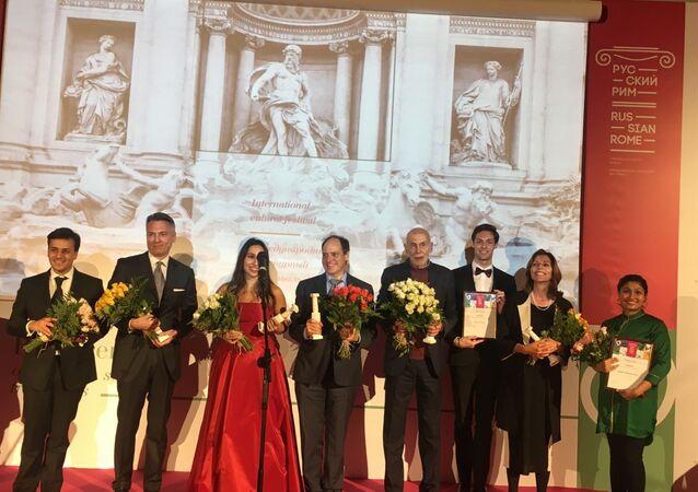 Sono stati proclamati i vincitori del Festival internazionale di cultura «La Roma Russa»