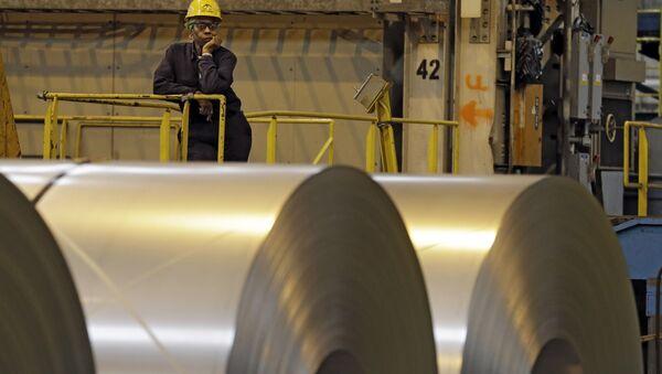 Arcelor Mittal - Sputnik Italia