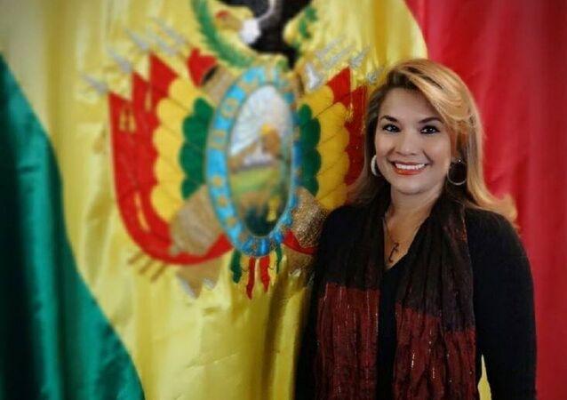 Jeanine Añez Chavez