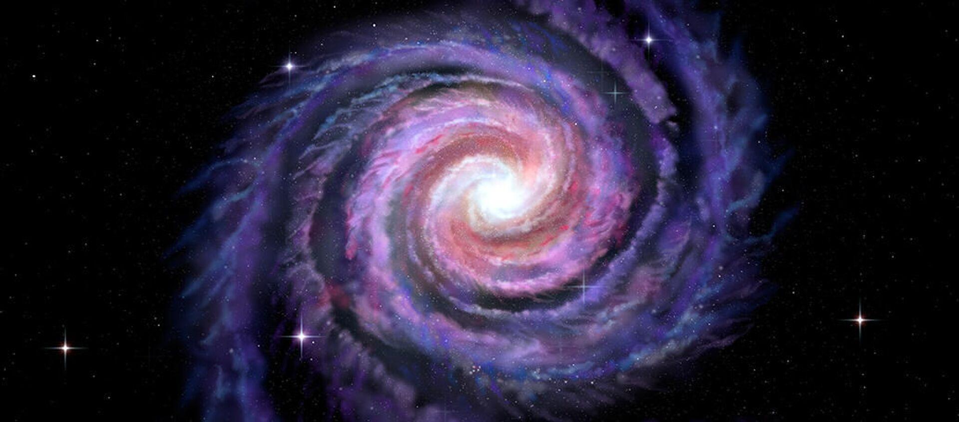 La galassia nostra - Via Lattea - Sputnik Italia, 1920, 10.11.2020