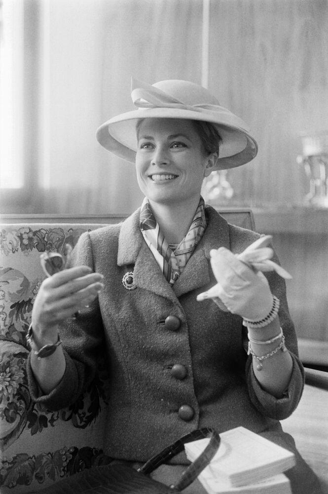 La Principessa Grace di Monaco, 1963