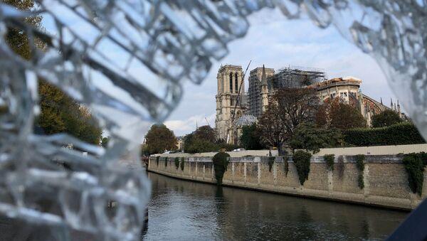 Ricostruzione di Notre-Dame a Parigi - Sputnik Italia